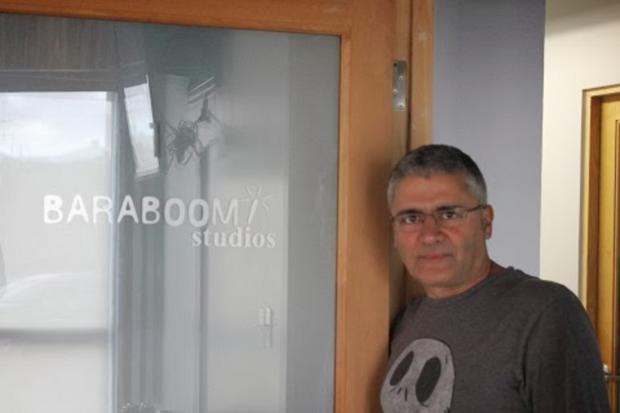 BARABOOM! Studios founder Pepe Valencia