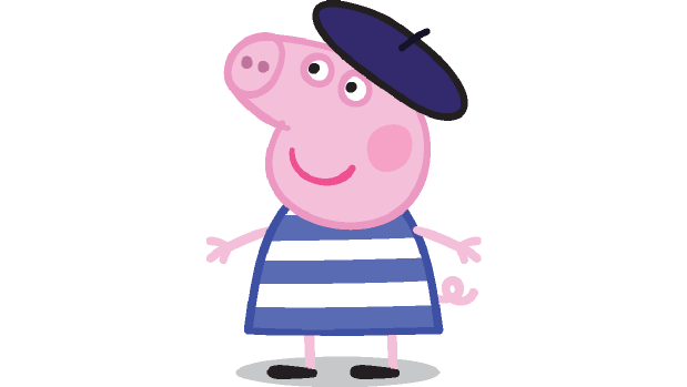 eOne Expands 'Peppa Pig' in France | Animation World Network