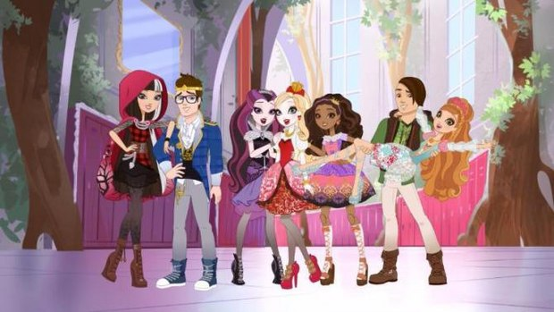 Mattel Property Ever After High To Be Developed Into Feature Film