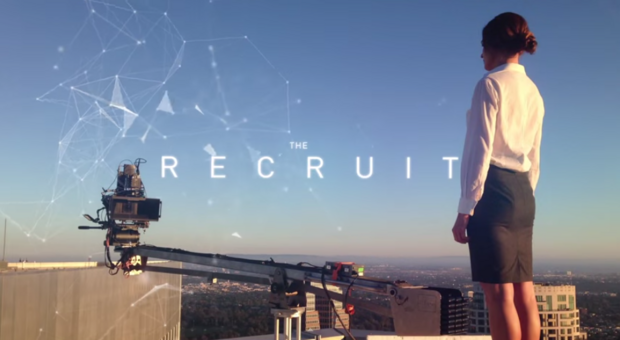 'The Recruit: R U In' is featured on Samsung's Milk VR store.