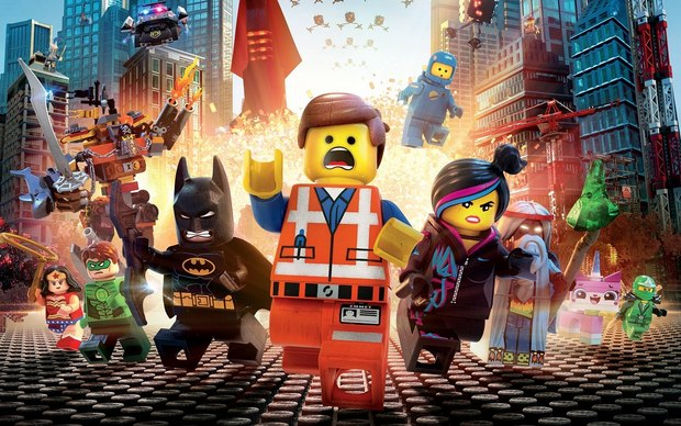 Review (sorta): the lego movie 3d blu-ray edition with vitruvius.