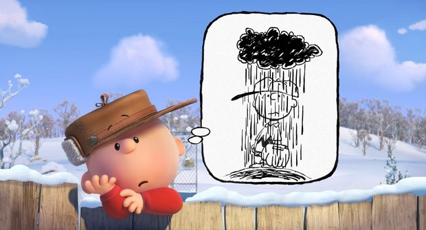 A Visit To Blue Sky Studios For The Peanuts Movie: Blue Sky Brings 2D Sensibility To A 3D World For 'The