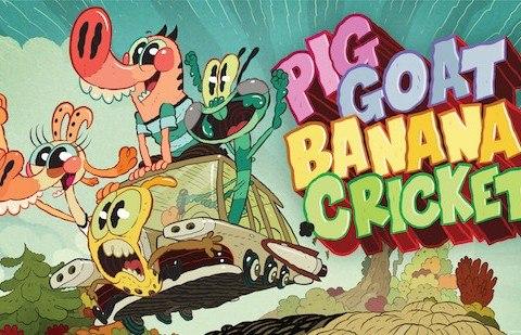 Meet The Team Behind Pig Goat Banana Cricket At Animation