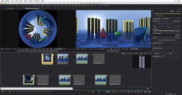 Domemaster Fusion Macros V2 0 Released   Animation World Network
