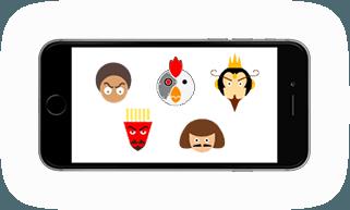 Adult Swim Launches Cartoon Themed Emoji Keyboard Animation World Network