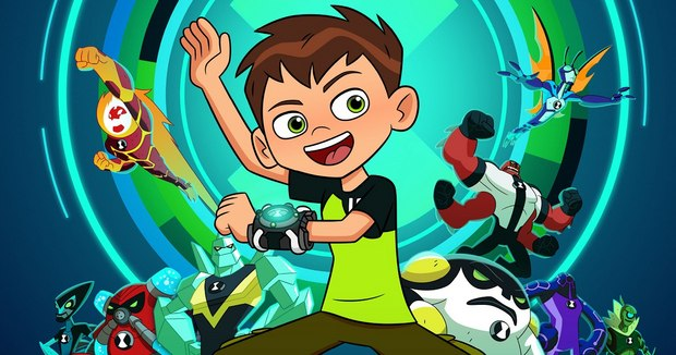 New Season of 'Ben 10' to Debut in April | Animation World