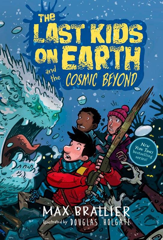 Brallier Last Kids On Earth Books