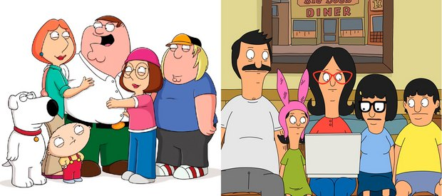 fox renews family guy bob s burgers for 2018 19 schedule
