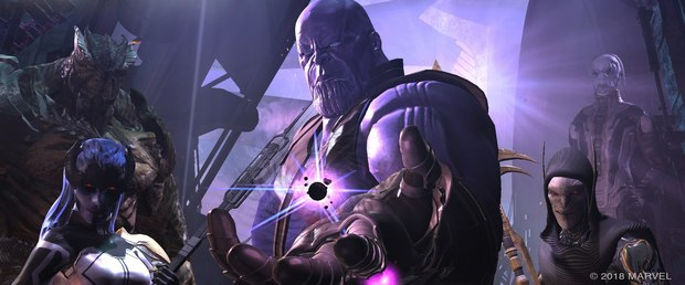 Previs Plays a Major Role in 'Avengers: Infinity War