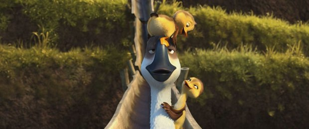 WATCH: Netflix Releases 'Duck Duck Goose' Trailer