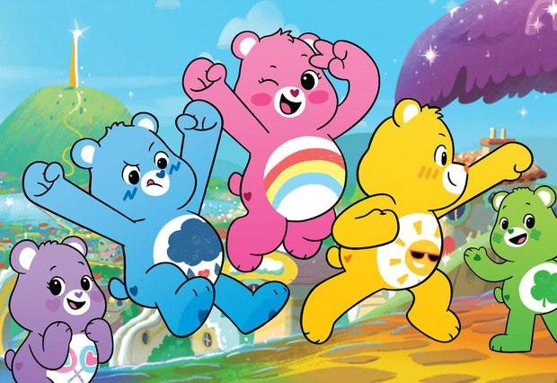 care bears names and pictures