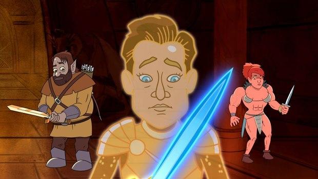 Dan Harmon's 'HarmonQuest' Returning for Season 3 | Animation World