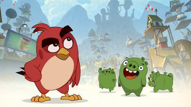 CAKE Lands Production Deal for Rovio's First Long-Form