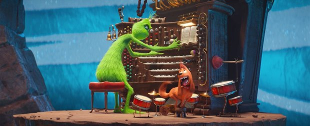 Dr  Seuss' 'The Grinch' Coming to Blu-Ray and DVD
