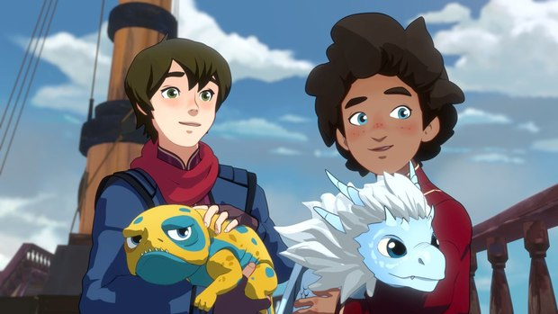 Netflix Sets February 15 Premiere for 'The Dragon Prince