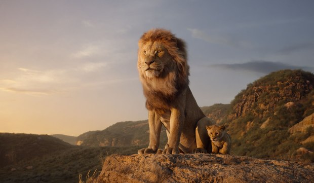 WATCH: Disney Releases Official Trailer for 'The Lion King'