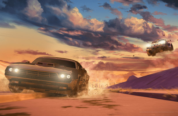 Netflix Announces Fast and Furious Animated Series