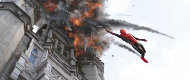 Image Engine Swings into Action with 'Spider-Man: Far From