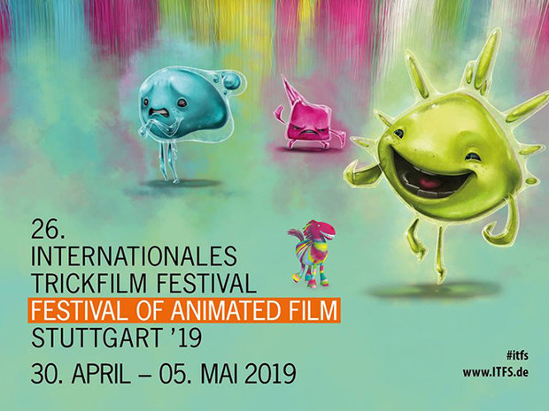 26th INTERNATIONAL TRICKFILM FESTIVAL 30 April – 05 May 2019 and FMX