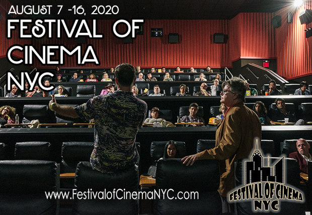 Festival of Cinema NYC August 7 - 16, 2020