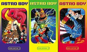 Astro Boy. © 1980 Tezuka Productions. © 2001 Manga Entertainment, Inc.