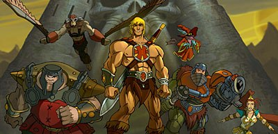 He-Man and the Masters of the Universe gets a digital do-over. © Cartoon Network.