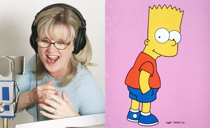 Even though Nancy Cartwright has reached the top of her profession by voicing a multitude of characters including Bart Simpson, she still believes there's more to be learned and continues to study her craft. Bart Simpson image rights: Fox.
