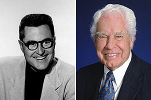 Other shoo-ins include Bob Clampett (left), shown here in the mid-1950s, and Bill Hanna, along with his partner Joseph Barbera.