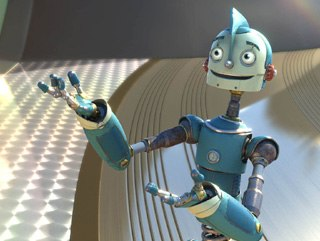 Rodney, star of Blue Skys second feature outing Robots, will sound a bit like a Jedi master, thanks to voice work provided by Ewan McGregor.