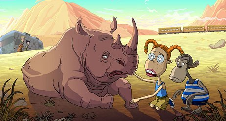 The Wild Thornberrys Movie. Courtesy of Paramount/Nickelodeon.