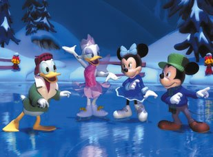 Will traditional fans accept the more dimensional versions of Disneys classic characters? All images © Disney.