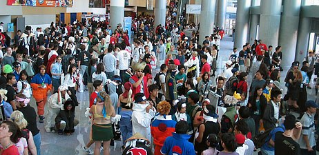 Anime Expos biggest convention was marred by long lines and bad organization this year. All photos by Lionel Lum, courtesy Anime Expo.