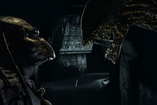 Alien Vs  Predator': The Battle to Merge Practical Effects
