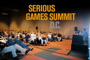 The Serious Games Summit grows up and debuts its own conference.