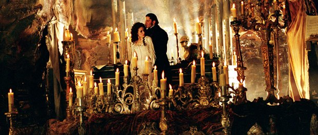 The Phantom of the Opera is here! © 2004 Warner Brothers. All rights reserved.