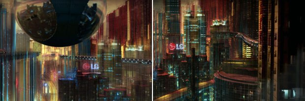 Metropolis meets Blade Runner  the world of 2046. All images courtesy of Buf. © Block 2 Pictures / Shanghai Film Group Corp.