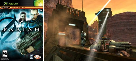 Digital Extremes stays on the cutting edge of game development with Pariah. All images © 2005 Digital Extremes.