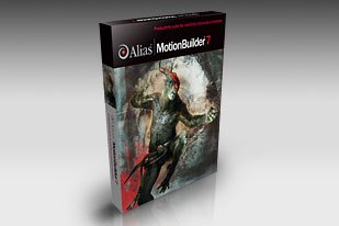 MotionBuilder 7, the latest upgrade to Alias character animation solution, offers a straightforward, basic workflow and handles animation elegantly. © 2005 Alias Systems Corp. All rights reserved.