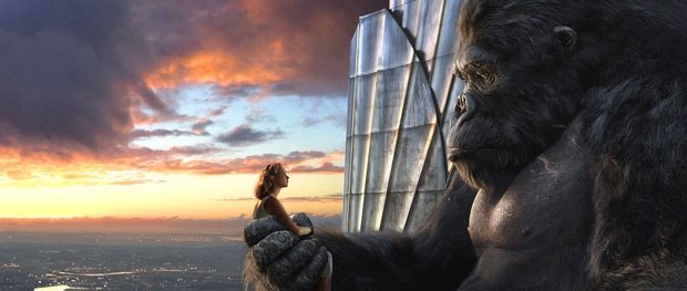 Peter Jacksons love affair with King Kong has lead to his creation of this years biggest blockbuster event. All images © 2005 Universal Studios.