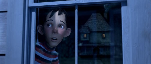 The first released still of the protagonist from Monster House.