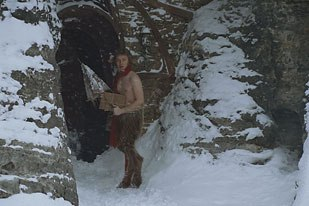Mr. Tumnus the faun is the first of the mythical characters that we meet in Narnia. All images © Disney Enterprises Inc. and Walden Media Llc. All rights reserved.