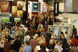 The Consumer Electronics Show was bigger than ever, with 140,000 attendees and 2,500 exhibits. CES is still the world showcase for whats coming down the road, which is getting more complicated. © 2005 CEA. All rights reserved.