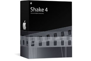 With Shake 4.1, Apple has opened the floodgates to the masses by lowering the price to $499. Also, this release is written in Universal Binary. Courtesy of Apple.