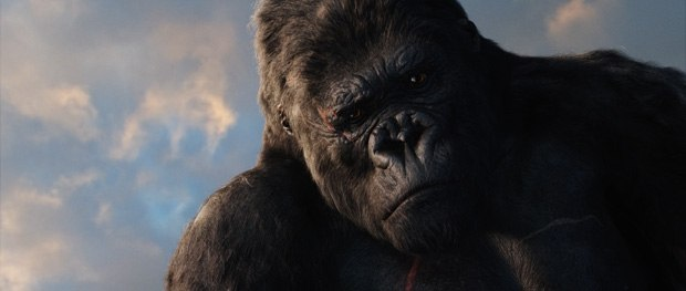 The digital acting in King Kong was a huge leap forward, because it was the first such performance that really brought emotional weight. © 2005 Universal Studios.