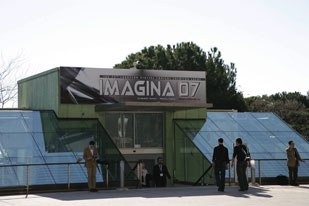 One of the biggest European events covering the 3D industry, Imagina is spread over three days of conferences, with a renowned awards ceremony, a trade show and the European Forum of 3D Visualization. Images courtesy of Imagina.
