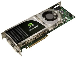 NVIDIA's high-end Quadro FX 5600 card is full of surprises and it's the best card out there for those who can afford the price of admission. © 2007 NVIDIA Corp.