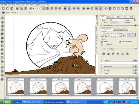 Toonboom 39 S Storyboard Pro Best Storyboard Program Ever