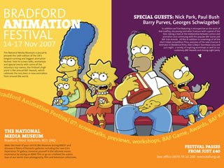 The National Media Museum in the U.K. organizes three major film festivals every year, including the Bradford Animation Festival, which is the country's longest-running and largest animation festival. Courtesy of the Bradford Animation Festival.