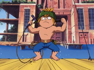 When Hammerboy showed up in my