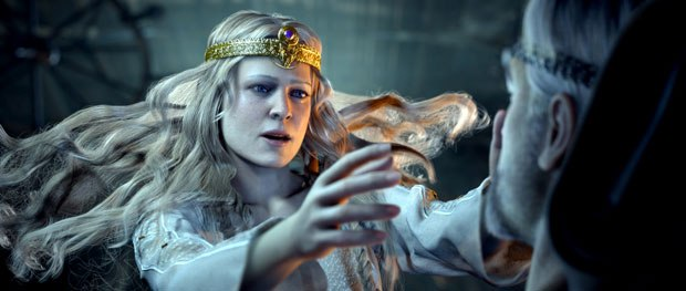Beowulf has lots of geometric and textural details. Just look at the face, the hair and the clothes.